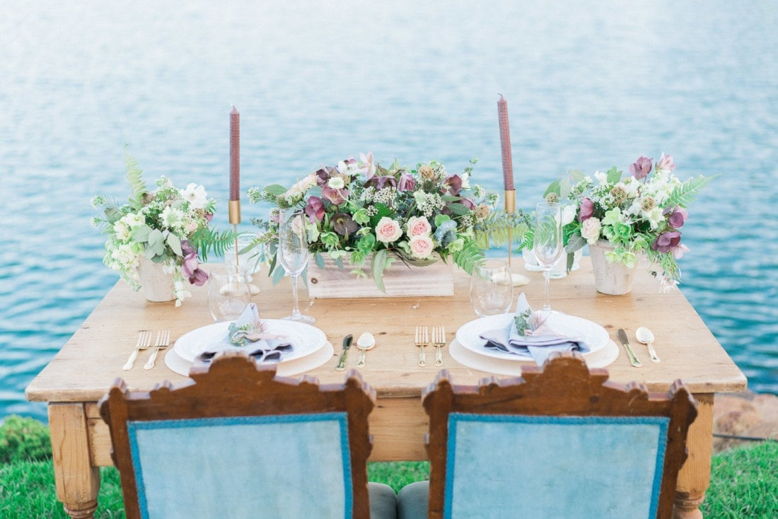 custom wedding details photographed by Shell Creek Photography