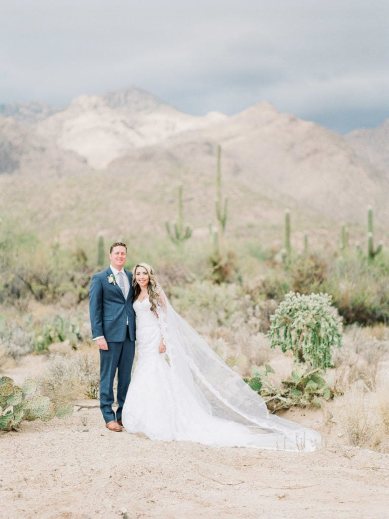 destination wedding photography in Arizona