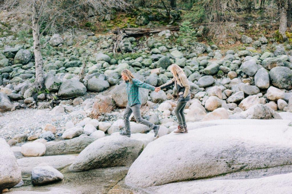 adventure wedding photographer in Yosemite