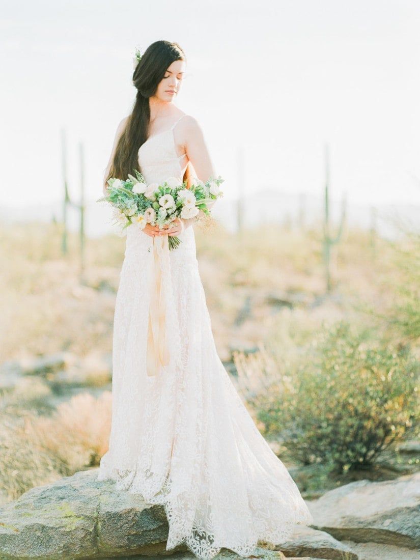 wedding dress by Sibo Designs