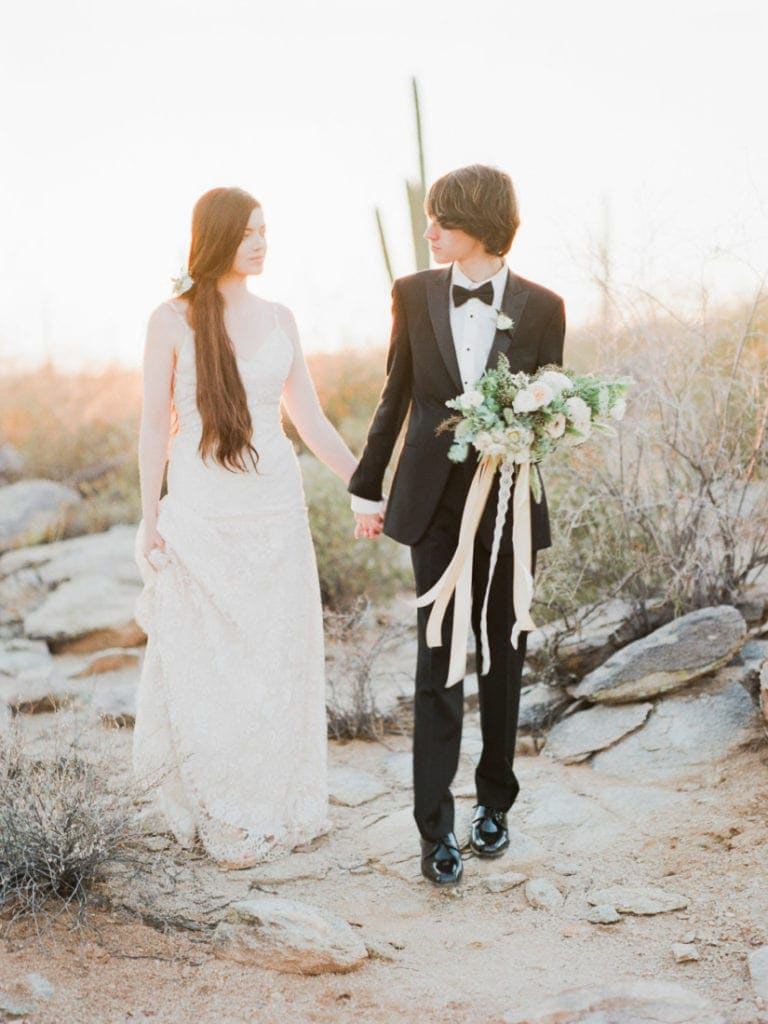 destination wedding photography in Arizona