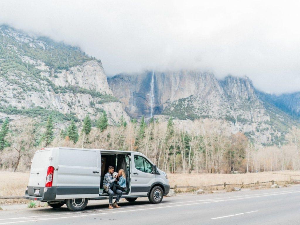 van life adventure session