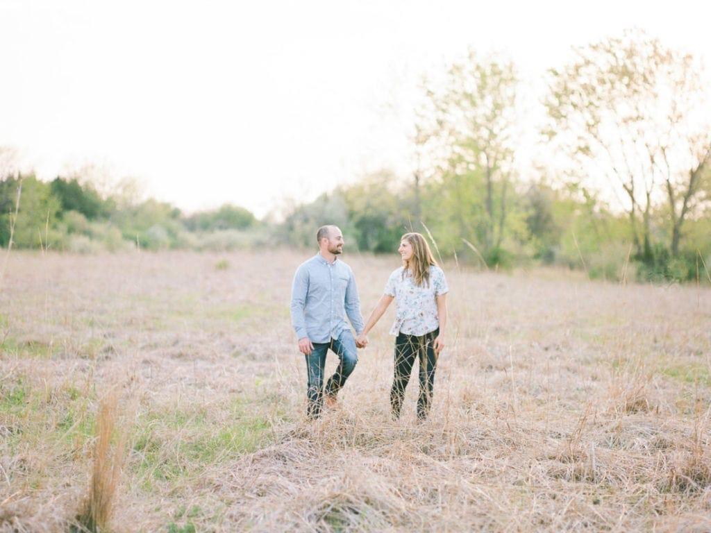 Nebraska couple gets engaged
