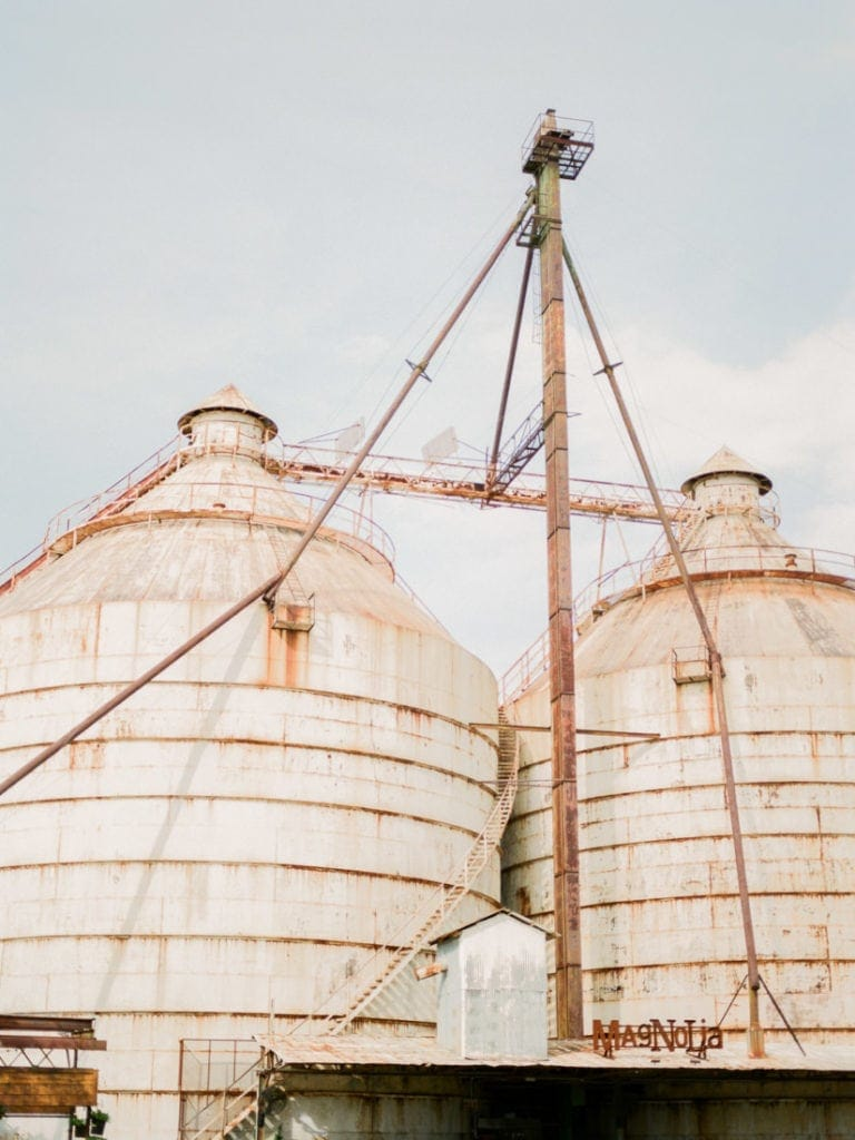 The Silos at the Magnolia Market