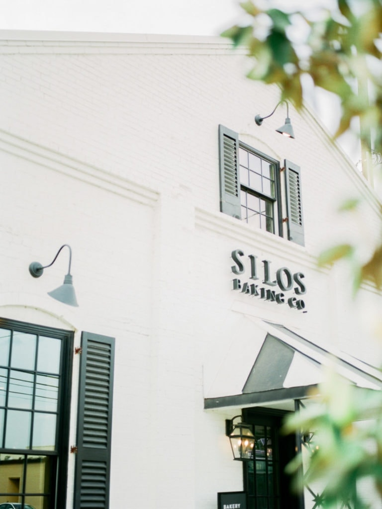 The Silos Baking Co. in Waco, TX