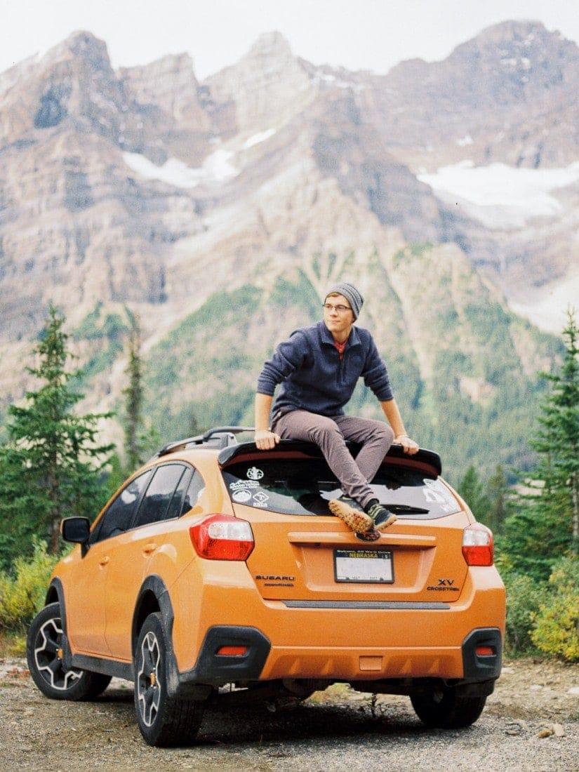 Malachi Lewis | elopement photographer | adventure wedding photographer | Colorado elopement photographer