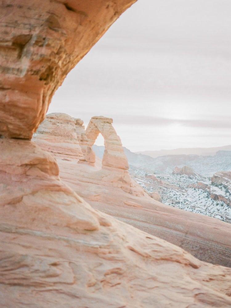 Moab, UT elopement photographer | elopement photography in Glacier National Park