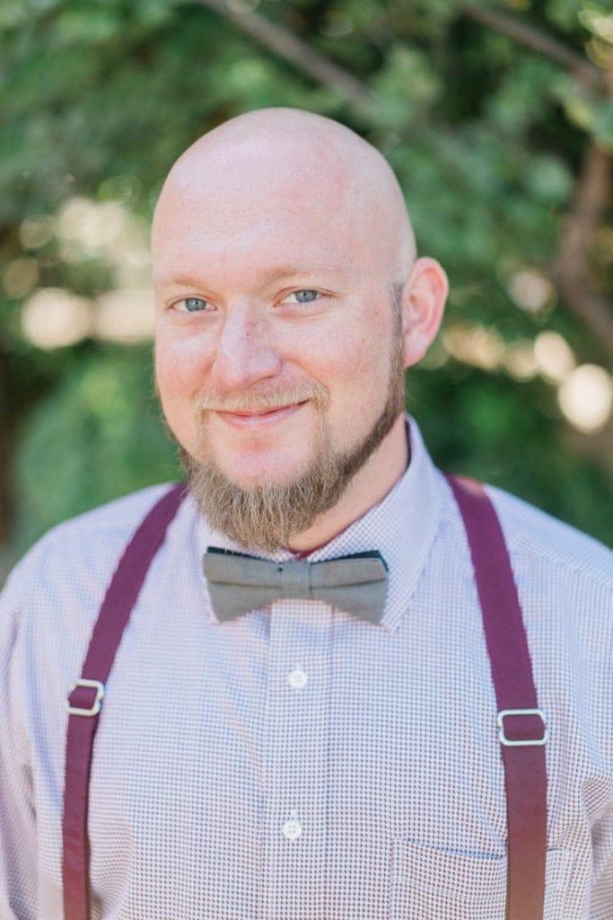 groom portrait | Colorado wedding photographer