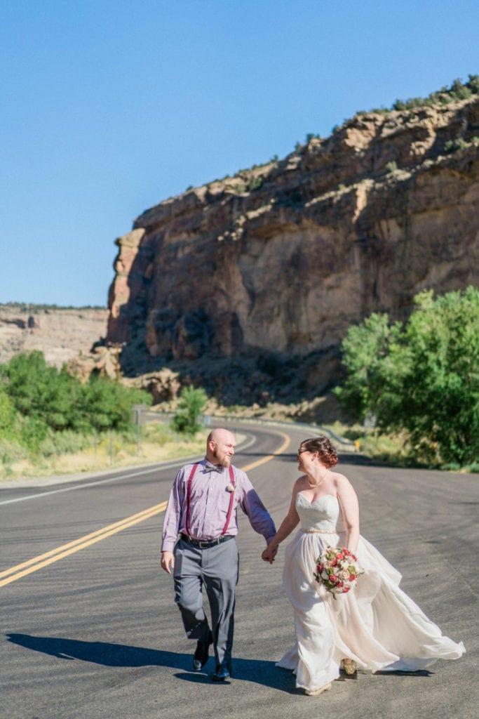 Tiffany & Scott | Colorado elopement photographer