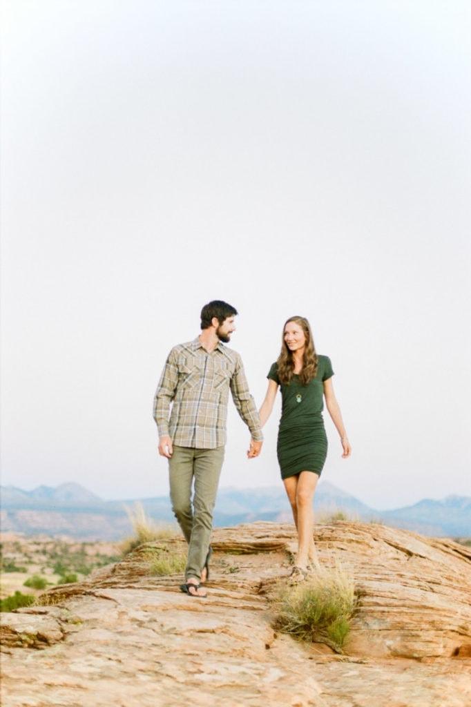 Matt & Suzy | simple elopement in Moab, UT