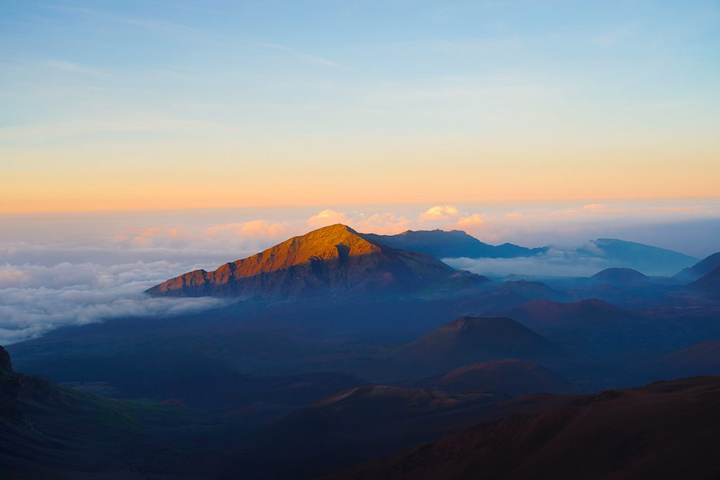 Getting Married in Hawaii at Haleakalā National Park