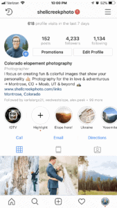 Shell Creek Photography on Instagram