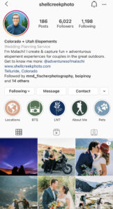 How to Book More Photography Jobs from Instagram.