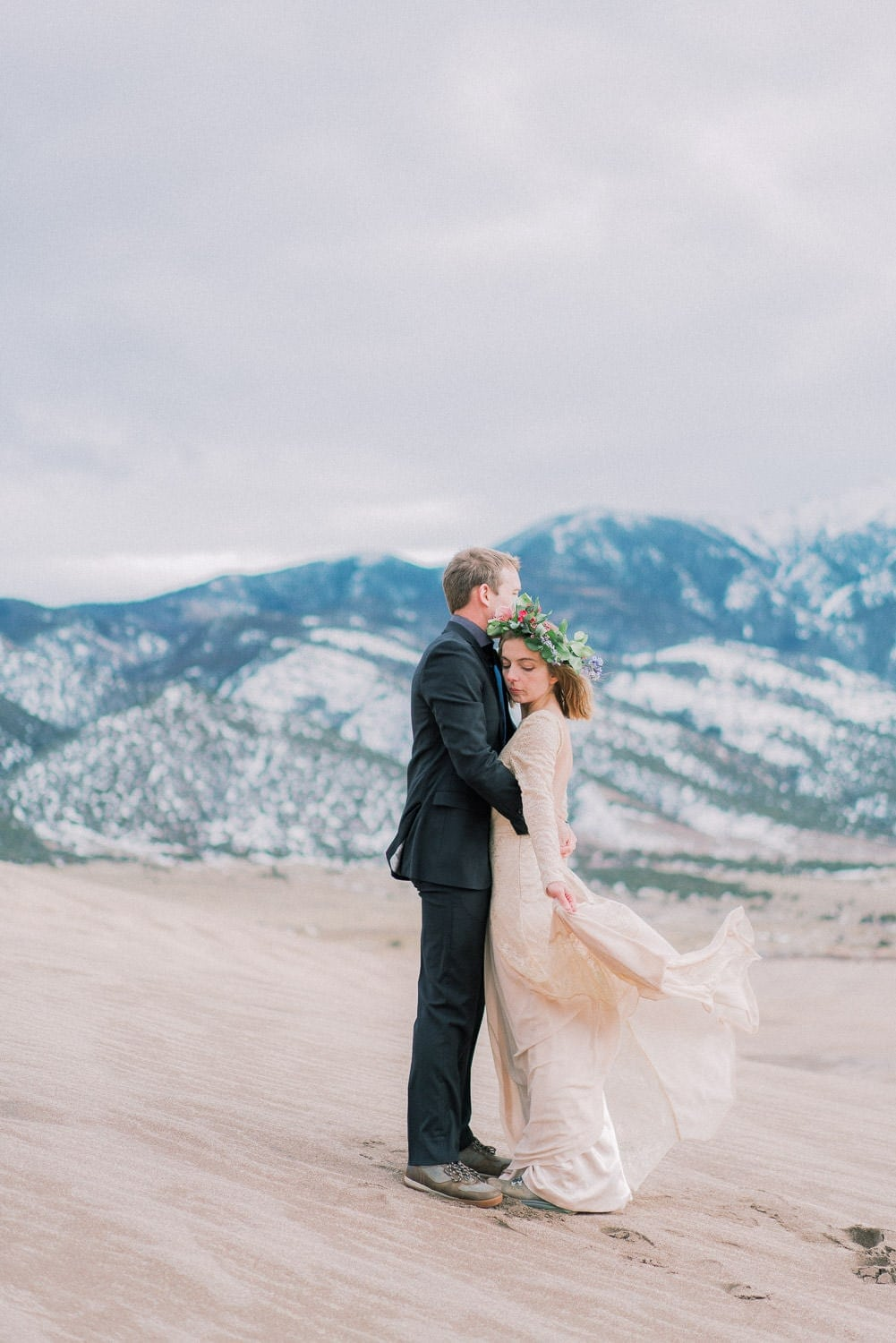 elopement photography in Colorado by Malachi Lewis at Shell Creek Photography