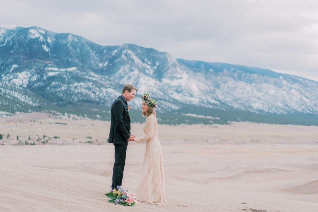 fine art elopement photographer in Colorado