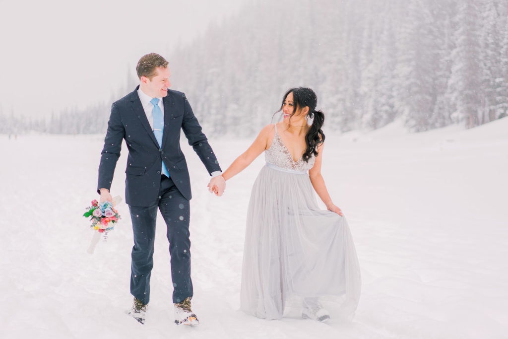elopement photography in Colorado | Estes Park wedding photographer in Colorado