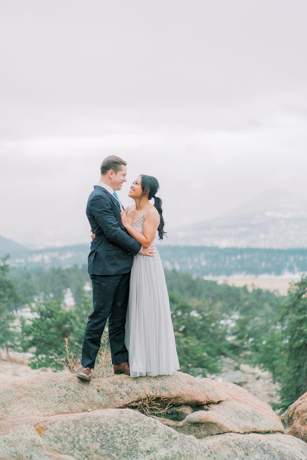 3M Curve vow renewal in RMNP