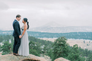 3M curve elopement in Colorado