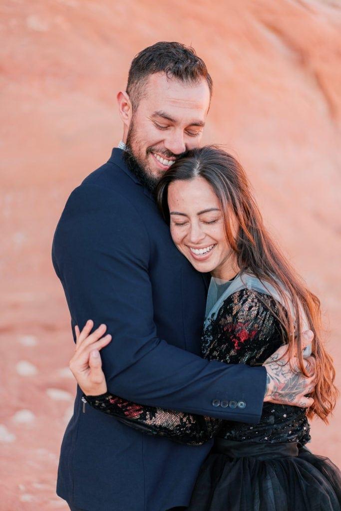 wedding photography in Moab, Utah
