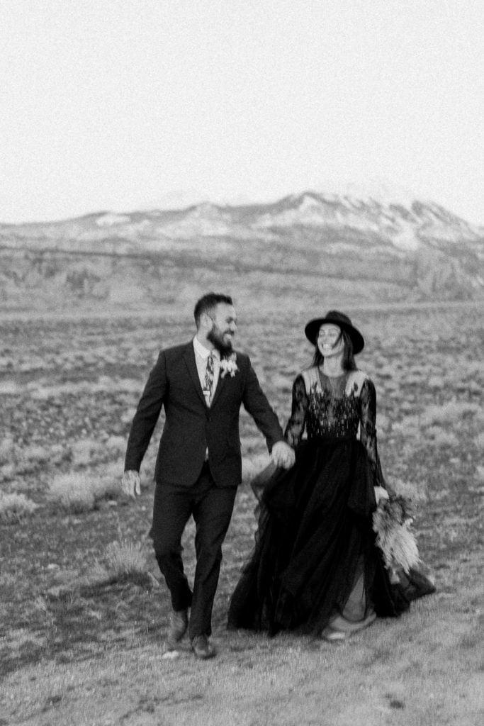elopement photography in Moab, Utah