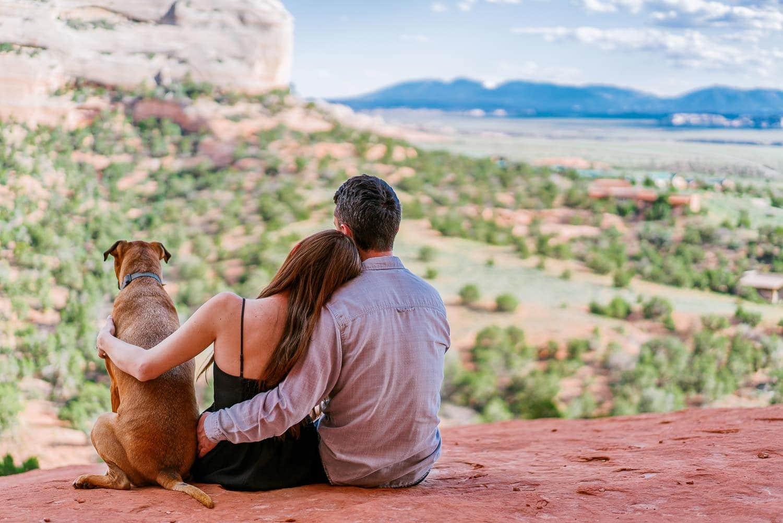 engagement photography in Moab, UT | Moab photographer