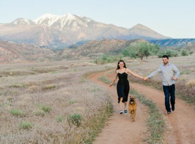 All Day Adventure Engagement Photography in Moab, Utah