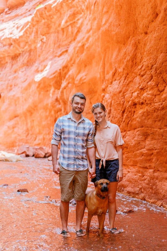 Jon & Madeline | photographer in Moab, Utah