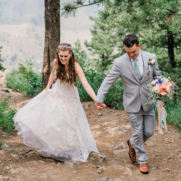 Denver, Colorado elopement photographer