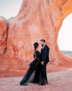 Moab, Utah wedding photographer