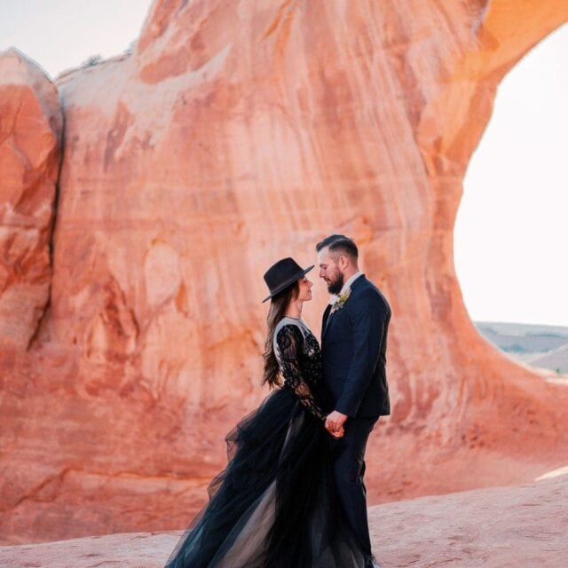 Moab, Utah wedding photographer