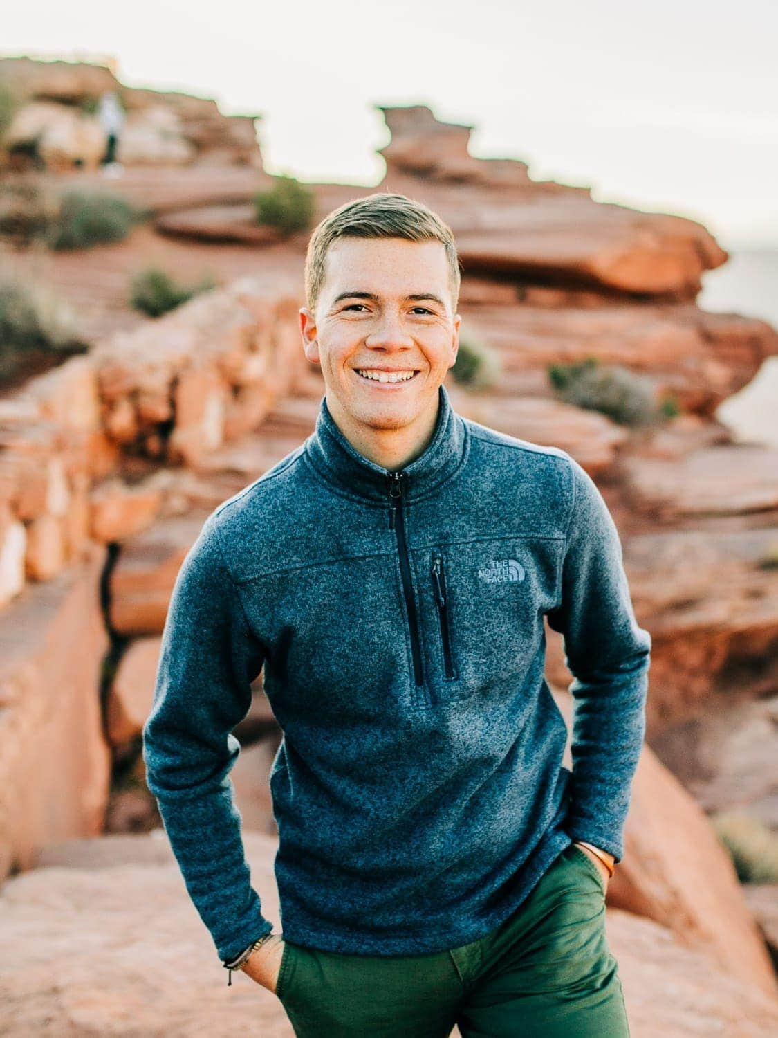 Malachi Lewis at Shell Creek Photography in Moab, Utah