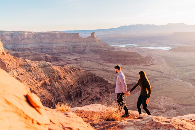 Adventure Session at Dead Horse Point State Park