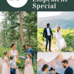 Ideas to Make Your Elopement Special.