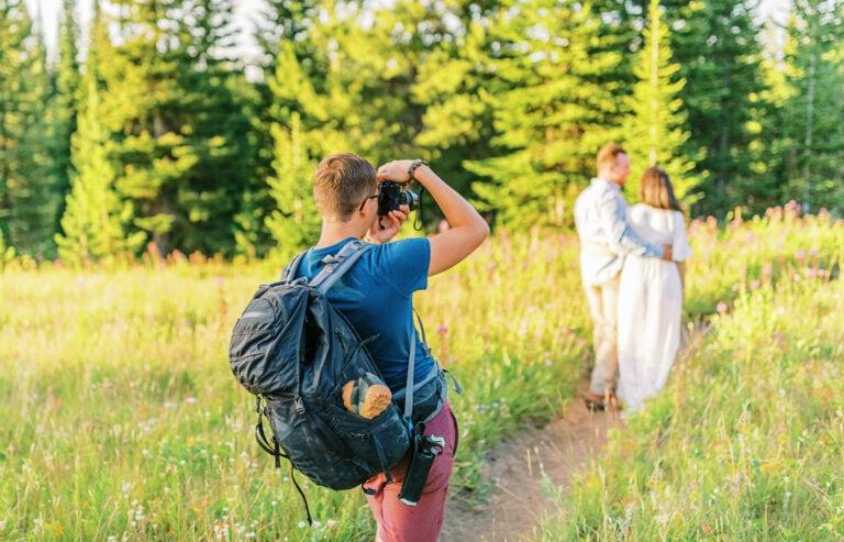 Hiring an Elopement Photographer vs. Hiring a Photographer for Your Elopement