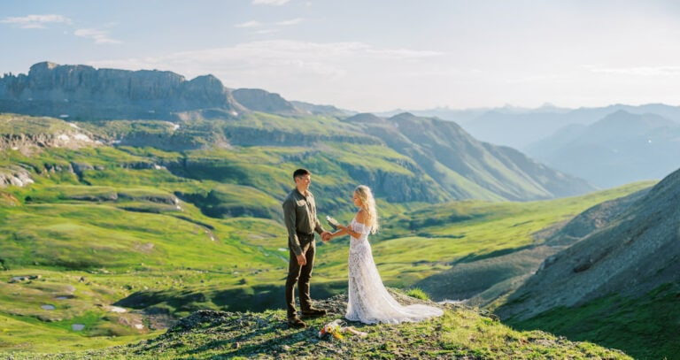 Two Day Backpacking & Packrafting Elopement in Colorado